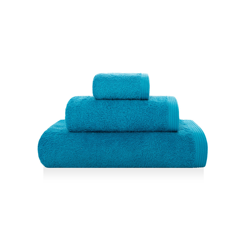 Prosop NEW PLUS Albastru mediteranean 100 x 150 Sorema