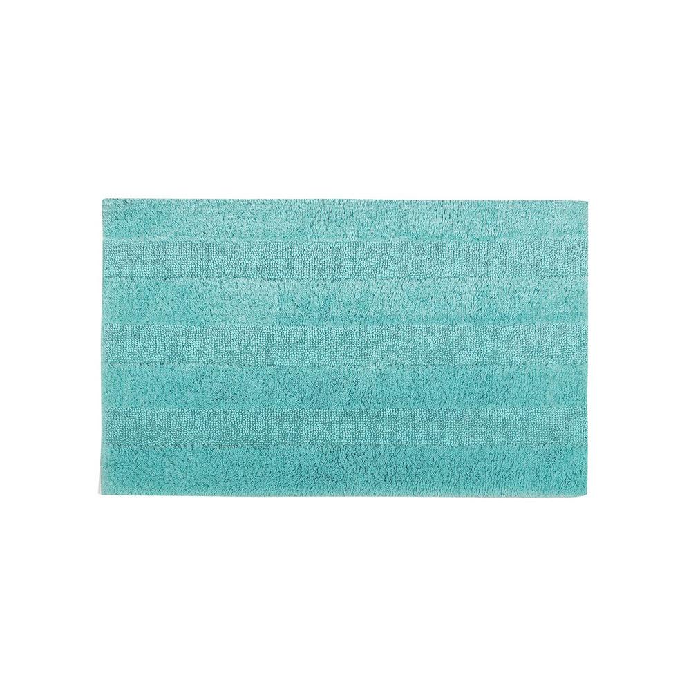 Covoras baie NEW PLUS Bleu Aruba 70 x 120 Sorema