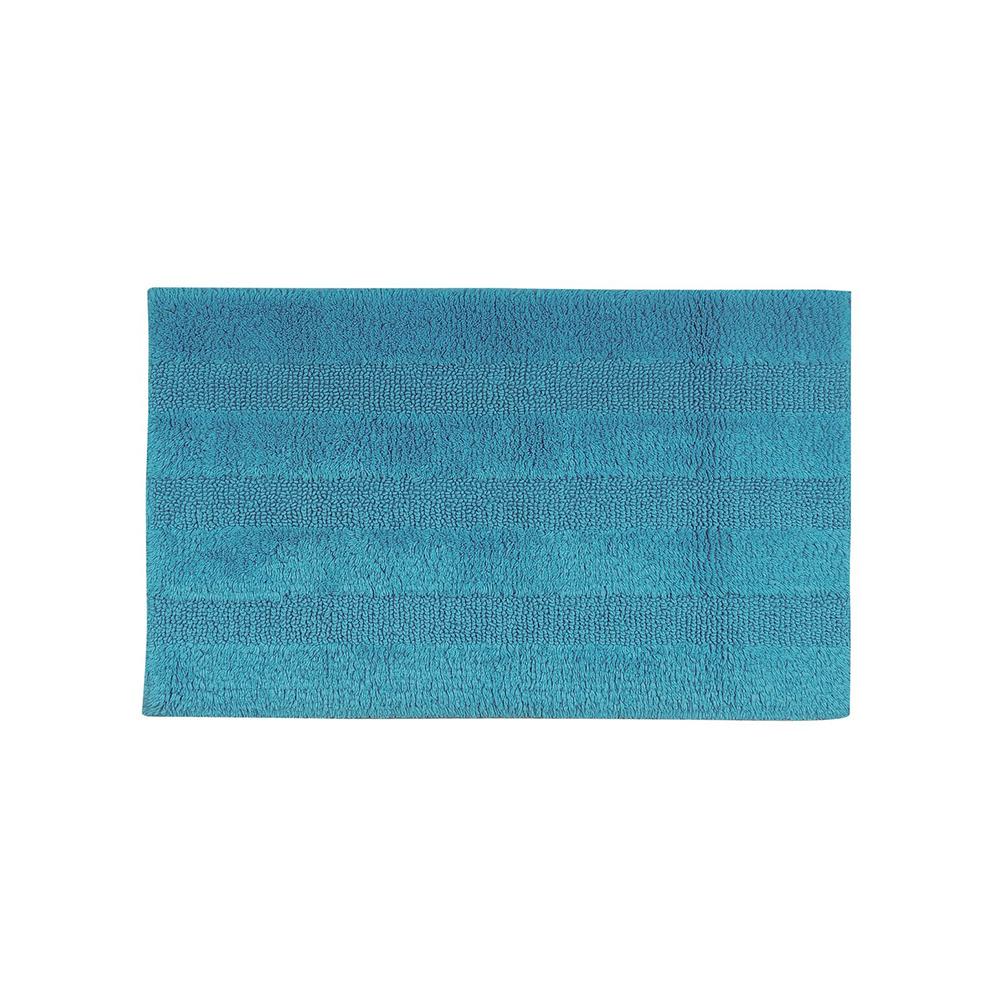 Covoras baie NEW PLUS Albastru mediteranean 70 x 120 Sorema