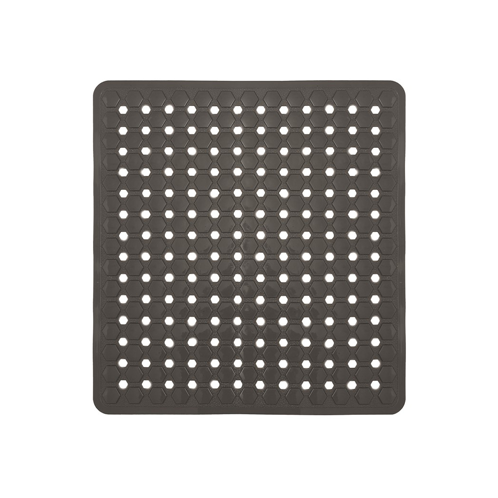 Covoras antiderapant cada / dus PRISMA Gri magnetic 36 x 76 Sorema