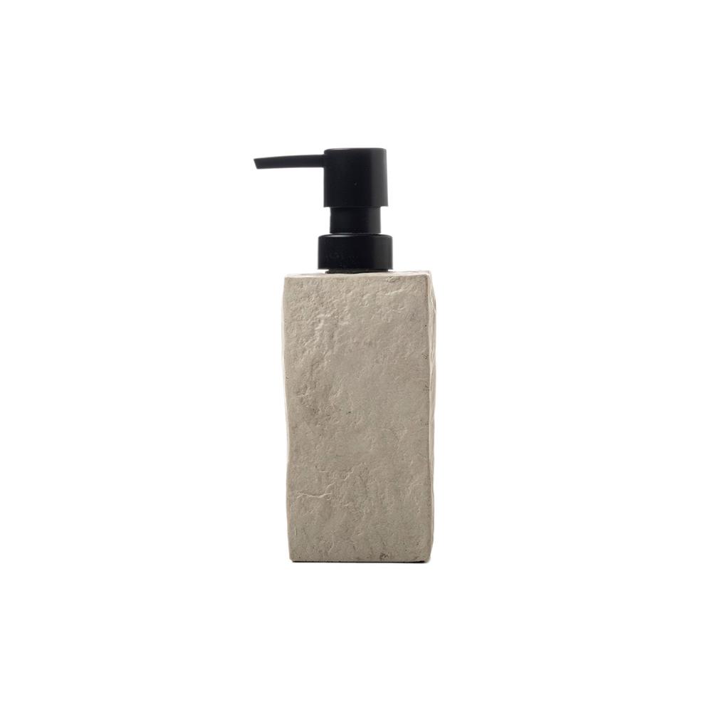 Dispenser sapun lichid SHELTER Alb-crem Sorema